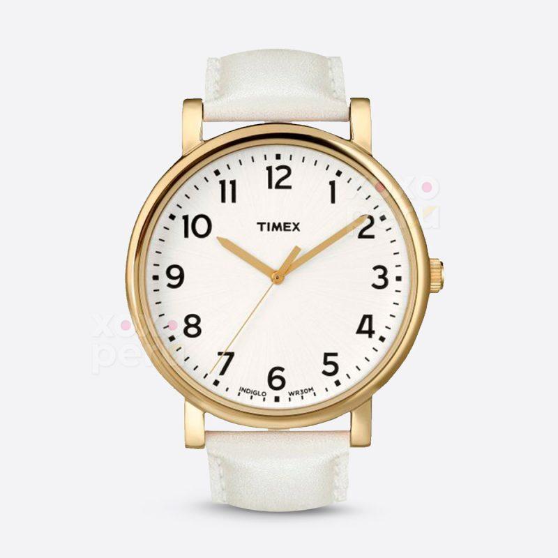 Reloj Timex Blanco