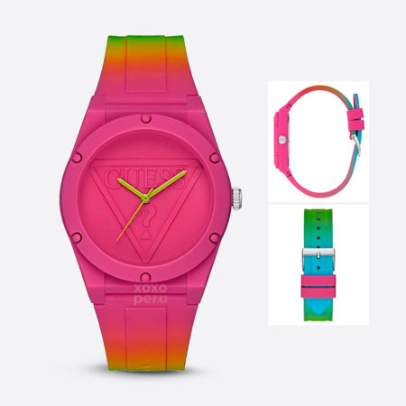Reloj guess retro pop