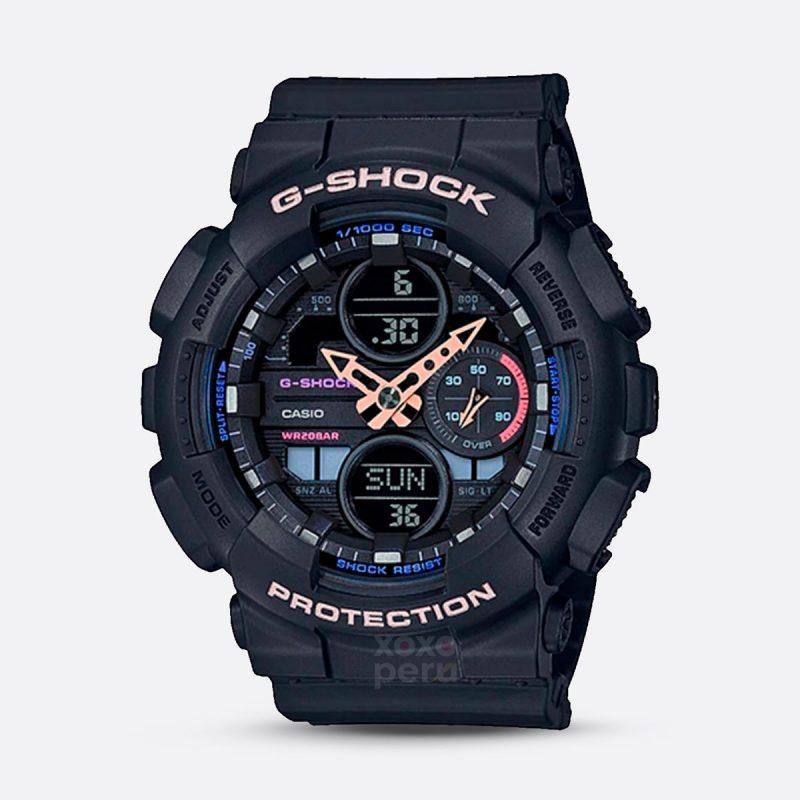 Casio G-shock GMA-S140-1ACR